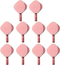 Kleurrijke Waterdicht Nut Sticky Op Haken Voor Opknoping Jurk Sleutels,10pcs Decoratieve Muur Jas Handdoek Haken Voor Kitc...