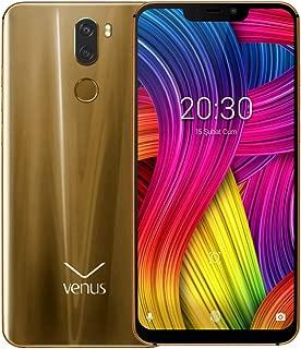 Vestel Venus Z30 Akıllı Telefon, 64GB, Vizon Sarısı (Vestel Türkiye Garantili)