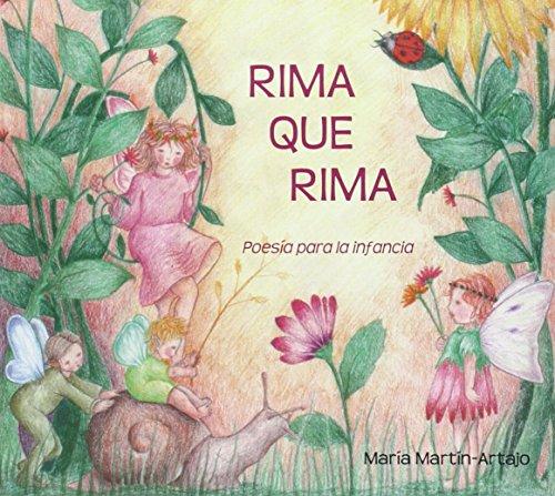 Rima Que Rima: Poesía para la infancia