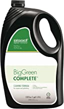 Bissell Commercial-31B6 Carpet Cleaner, 128oz, Bottle, 9 to 9.8 pH (1 Bottle 128 oz.),Green