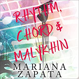 Rhythm, Chord & Malykhin audiobook cover art
