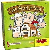 HABA Granja Loca-ESP, (304070), Multicolor (Habermass