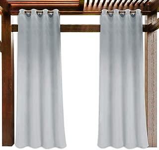 Paire de rideaux gris pour tente de réception pliable parois ...