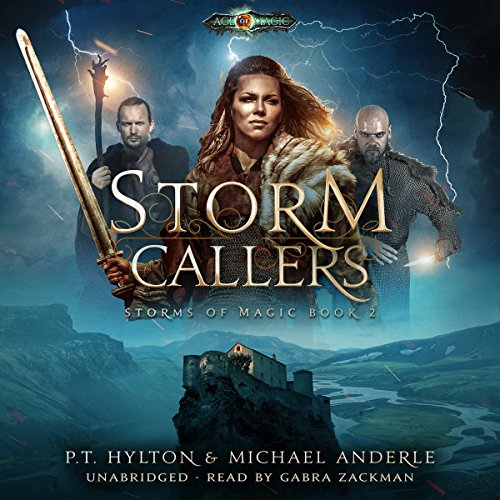 Storm Callers: Age of Magic: A Kurtherian Gambit Series audiobook cover art