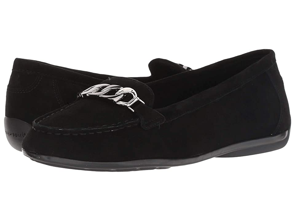 Easy Spirit Antiria (Black/Black) Women