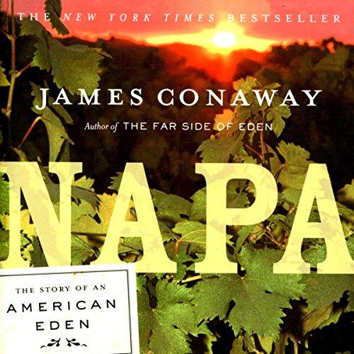 Napa audiobook cover art