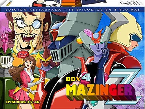 Mazinger Z Box 4 Blu Ray [Blu-ray]