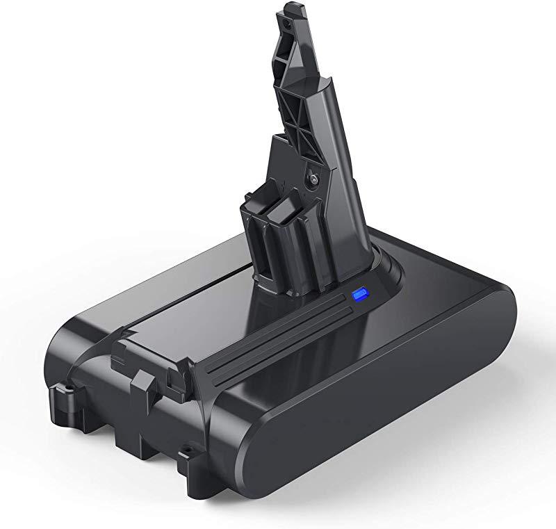 Powerextra 3500mAh Compatible With Dyson V7 Battery 21 6V Lithium Ion For Dyson V7 Handheld Vacuum Cleaners Cordless V7 Animal For Dyson 21 6 Volt Battery V7 HEPA Motorhead Pro V7 Trigger V7 Car Boat