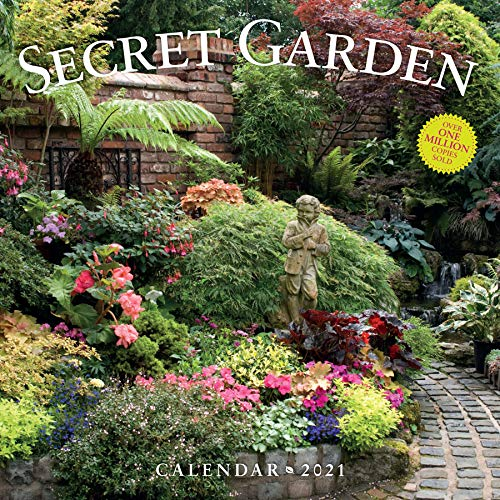 Compare Textbook Prices for Secret Garden Wall Calendar 2021  ISBN 9781523508952 by Workman Publishing