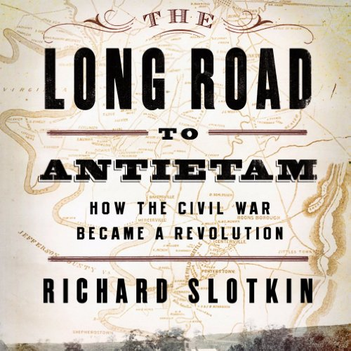 The Long Road to Antietam audiobook cover art