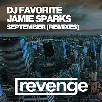 September (Grander & Almaz Remix)