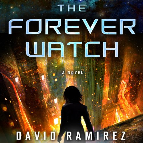 The Forever Watch audiobook cover art