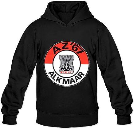 Oryxs Men's Alkmaar AZ Sweatshirt Hoodie