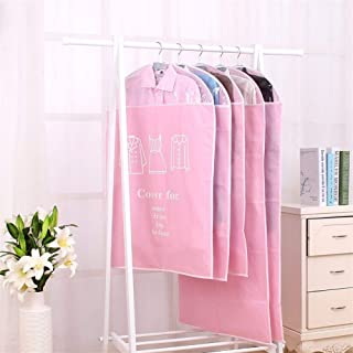 Vêtements lavables transparent couverture cache-poussière suspendre les vêtements de poche Sac de rangement, Convient for ...