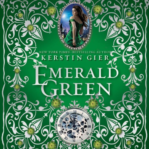 Emerald Green audiobook cover art