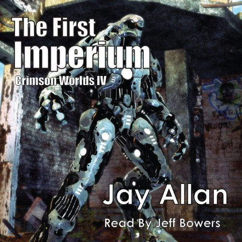 The First Imperium audiobook cover art