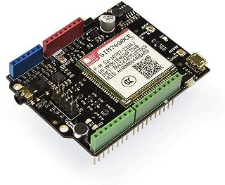 SIM7600CE-T 4G(LTE) GPS GSM Arduino Shield with Antenna for ArduinoUNO,Leonardo,Mega - a 4G/3G/2GCommunicationandGNSSPositioningModule