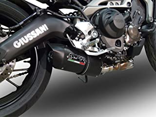 Yamaha MT-09 FZ9 GPR Exhaust Systems Catalyzed Road Legal Furore Slipon Muffler