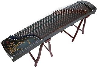 GuanXiao Guzheng Principiantes Comenzar a Tocar el Nivel de Examen de cítara Instrumentos Musicales Nacionales Instrumentos de Cuerda Tradicionales Antiguos Antiguas rimas