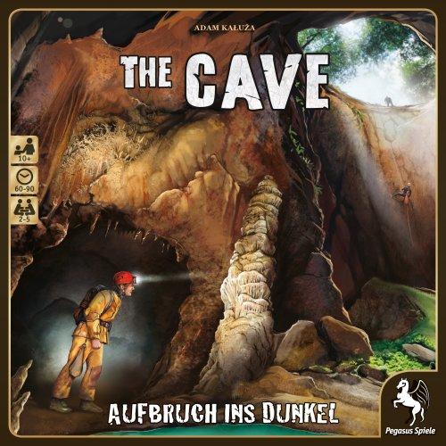 Pegasus Spiele 51940G - The Cave (deutsche Ausgabe)