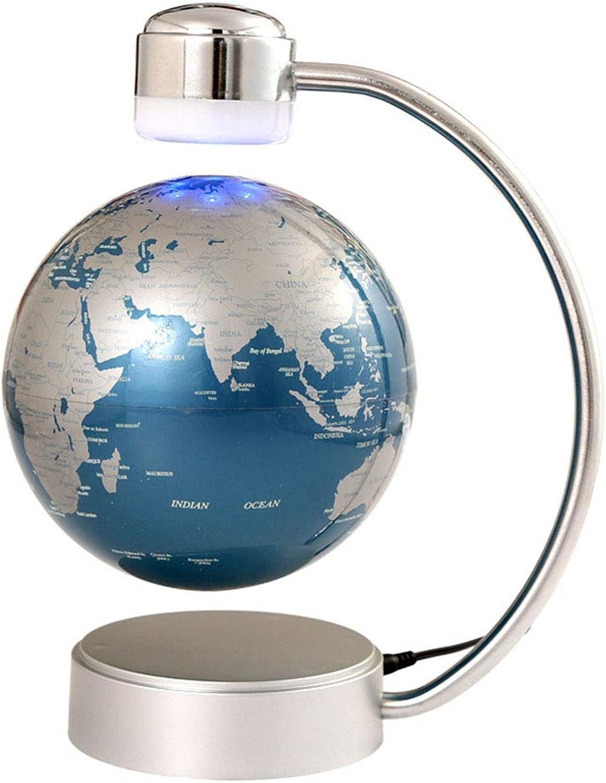 HLL Maglev Globe Globe Globe Magnetschwebetechnik Weltkarte drehen Anti Schwerkraft für Geschenke und Kindererziehung B07PDGP667 | Verrückter Preis  ca287e
