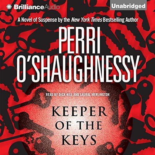 Keeper of the Keys audiobook cover art
