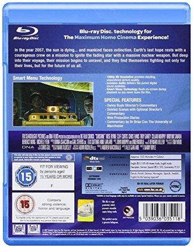 Sunshine [Blu-ray] [2007]