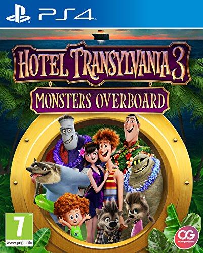 Hotel Transylvania 3 Monster Overboard (Playstation 4) [ ]