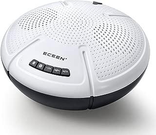 ECEEN Swimming Speaker Pool Floating Speakers Wireless Waterproof Stereo Splashproof Shockproof Dustproof for Outdoor, Bathroom, Boat, Car, Beach, Home, Shower-IPX7 Dual 5W Audio Drives