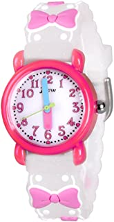 Dodosky Waterproof Watch for Kids, 3D Lovely Cartoon Design - Best Gifts, girls, 8541772395, Bow Tie White