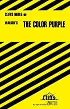 The Color Purple (Cliffs Notes)
