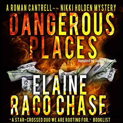 Dangerous Places audiobook cover art