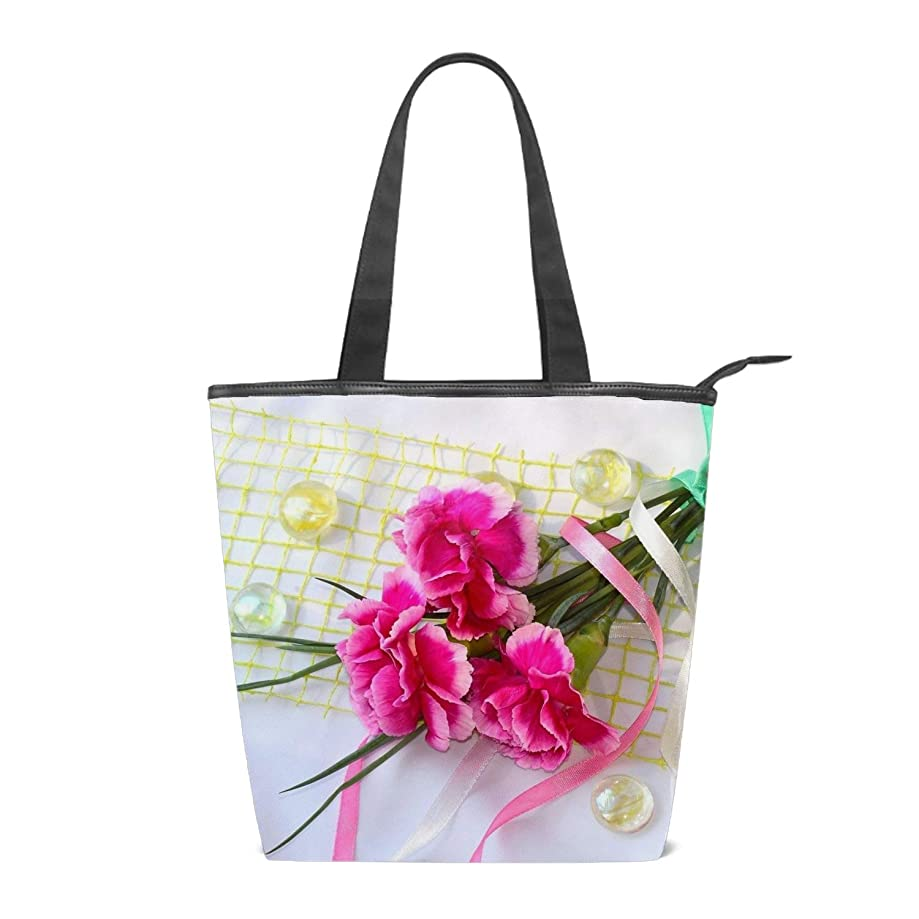 Sunflowers Field Trees Summer Greens Canvas Tote Bag Reusable with Inside Pocket Beach Weekender Travel Luggage Totes