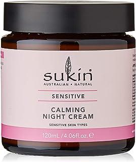Sukin Sensitive Calming Night Cream, 120ml