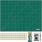 Kit de Patchwork Splash de alta calidad con Base de corte de 60x45