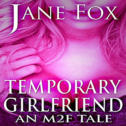 Temporary Girlfriend audiobook cover art
