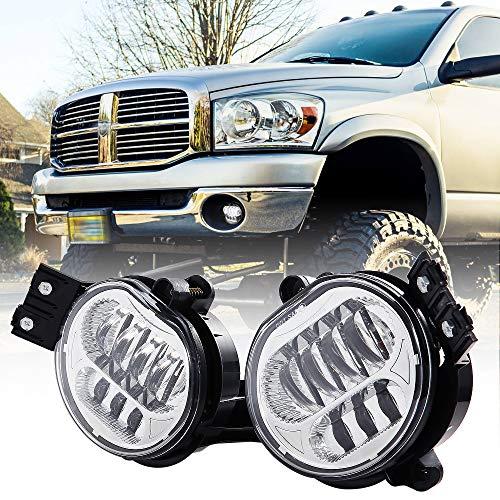 08 dodge truck fog lights - 1