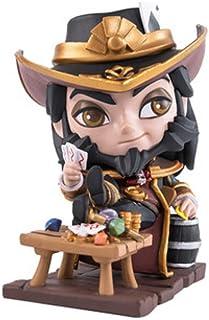 League of Legends LOL Hero The Card Master Twisted Fate Tobias Figure
