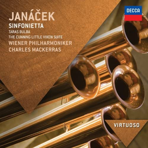 Wiener Philharmoniker & Sir Charles Mackerras
