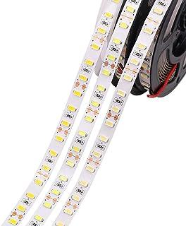 Marswell CRI 90+ RA 90+ 5M White 5630 SMD LED Flexible Strip 12V DC 300 LED for Photographers DIY LED Panel Light Christma...