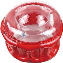 Homyl Suporte de controle de videogame de plástico para acessórios eletrônicos de controle remoto – Vermelho