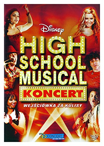 High School Musical: The Concert - Extreme Access Pass [DVD] [Region 2] (Deutsche Sprache. Deutsche Untertitel)