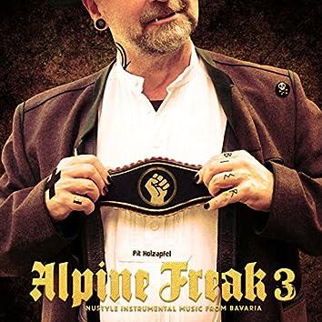 Alpine Freak 3 - Nustyle Instrumental Music from Bavaria