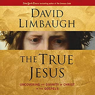 The True Jesus     Uncovering the Divinity of Christ in the Gospels              By:                                                                                                                                 David Limbaugh                               Narrated by:                                                                                                                                 Malcolm Hillgartner                      Length: 14 hrs and 34 mins     188 ratings     Overall 4.6