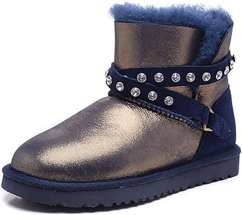 Des femmes chaudes hiver diamant Mini bottes(Le plus plus petit un yard) , 2 , 39  les clients d'abord la réputation d'abord