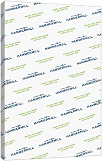 Hammermill Paper, Premium Color Copy Cover Cardstock, 19x13 Paper, 100lb Paper, 100 Bright, 1 Pack / 250 Sheets (133242R) Heavy Paper, Card Stock White