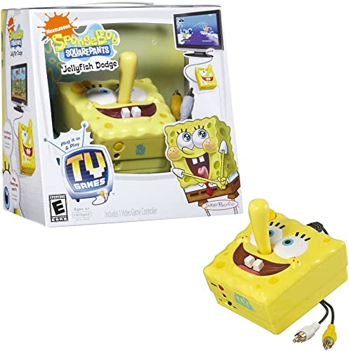 mejor opcion Spongebob Squarepants Travel Plug and and and Play Toy Video Game Brand New (Collectible) Retail Packaging  gran descuento