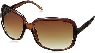 نظارة كالفن كلاين للنساء CWR618SL 001 مربعة