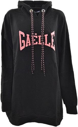 Gaelle GBD2773 Paris Sweat à Capuche pour Femme, fabriqué en Italie