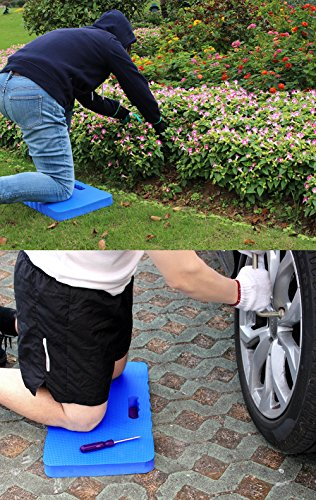 TOUA Thick Extra Large Foam Comfort Knee Pad for Gardening